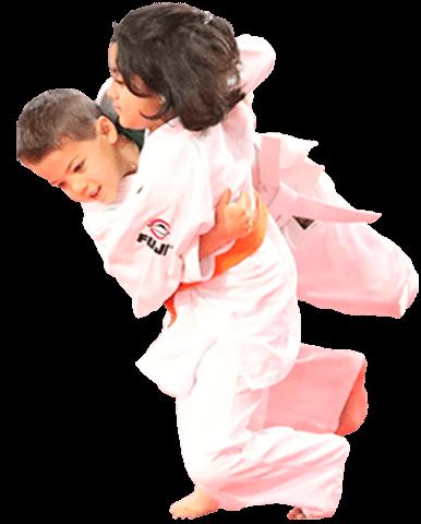 Kids Judo Martial Arts